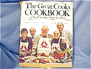 1974 Great Cooks Cook Book (Image1)