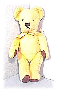 Winnie The Poo Bear Well Loved Wool Vintage (Image1)