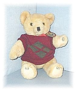 Jointed Golden Teddy Bear Shanghai Doll (Image1)