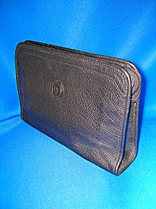 Leather Sponge Bag Toiletries . . . (Image1)