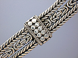 Sterling Silver Bracelet Designer Look Indonesia (Image1)
