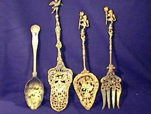 Decorative Kitchen Tools Made in Italy. (Image1)