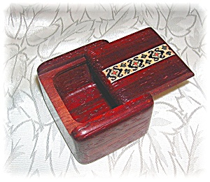 Michael Fischer Heartwood Hand Made Secret Box (Image1)