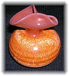 Glazed Pottery Pot Born Made In Boulder Colorado (Image1)