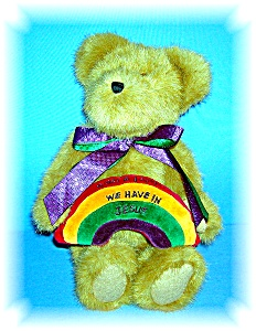 10 Inch Boyds Bear What A Friend We Have In Jesus (Image1)
