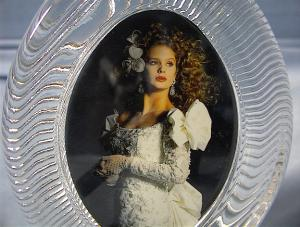 Photograph Frame Crystal USA (Image1)