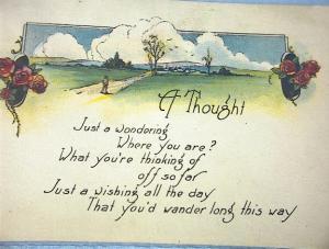 Postcard Unsent USA (Image1)