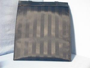 Paloma Picasso Micro Fiber Tote Bag. (Image1)