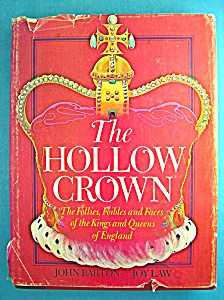 THE HOLLOW CROWN. (Hardcover) (Image1)