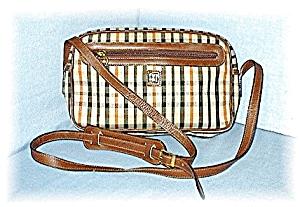 Daks Check Shoulder Bag  England (Image1)