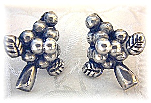 8 Pairs of Silver and Sterling Earrings (Image1)