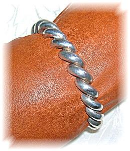 Italian Sterling Silver San Marco Bracelet (Image1)