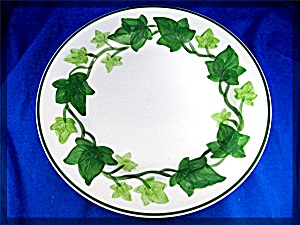 Franciscan Ivy Dinner plate, made in the USA. discont (Image1)