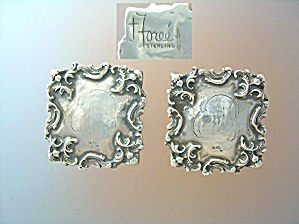 FOREE Sterling Silver  Clip Earrings (Image1)
