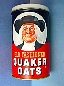 Quaker Oats 1982Limited Edition Tin (Image1)