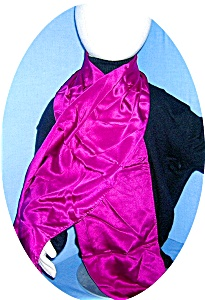 Silk scarf stole (Image1)