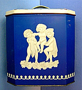 Huntley & Palmers Biscuits Tin Canister (Image1)