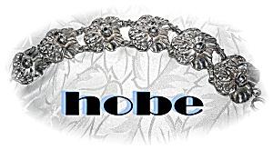 Sterling Silver HOBE Flower  Bracelet (Image1)