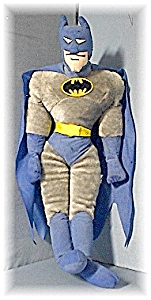 26 Inch 1989 Plush BATMAN By Ace Toys (Image1)