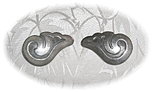 Sterling Silver Clip Earrings (Image1)