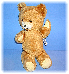Old Gold Knickerbocker Teddy Bear Mader In Japan (Image1)