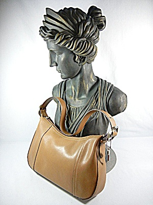 Fossil British Tan Shoulder Bag - Handbag