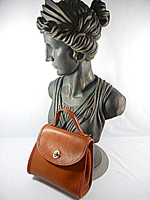 Bag COACHLeather BRITISH TAN  Small Purse  (Image1)