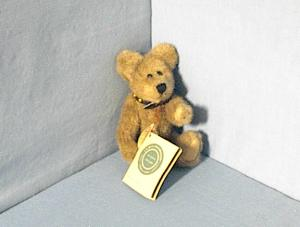 Small Jointed Boyds Teddy Bear