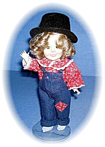 8 1/2 Inch IDEAL Doll ? Annie ? Shirly Temple (Image1)