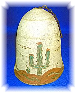 Ceramic Wind chime Southwest Hand Painted (Image1)