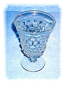 FOSTORIA, AMERICAN, FOOTED TUMBLER (Image1)