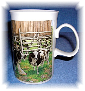 DUNOON TEA COFFE MUG  FINE BONE CHINA (Image1)
