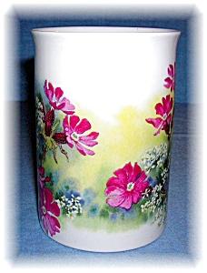 DUNOON TEA COFFEE MUG  FINE BONE CHINA Spring (Image1)