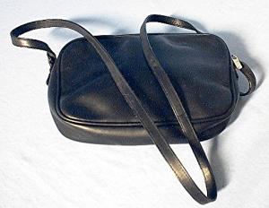 Bag  SALVATORE FERRAGAMO Black Leather  (Image1)
