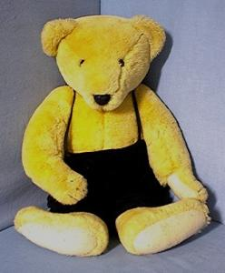 Bear  North American 1982 Golden VANDBEAR (Image1)