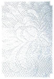 FINE LINEN DAMASK CHRYSANTHEMUM NAPKINS (Image1)