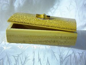 Small Bamboo Box Japan