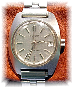BULOVA Automatic Ladies Wristwatch (Image1)