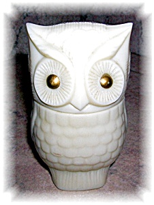 Avon Owl Avon Sachet Bottle