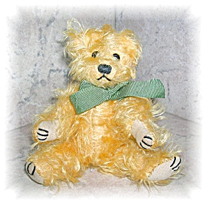 MARY MEYER MOHAIR BEAR (Image1)
