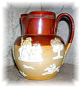 DOULTON LAMBETH'S ENGLAND PITCHER (Image1)