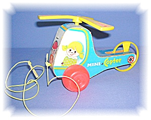 FISHER PRICE MINI COPTER (Image1)