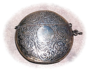 ANTIQUE HALLMARKED MATCH SAFE (Image1)