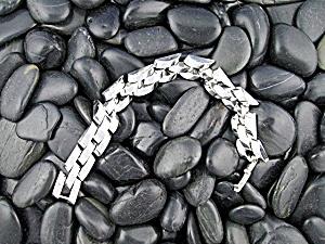Sterling Silver Flex Link Bracelet (Image1)