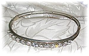 Bracelet Sterling Silver Antique Paste (Image1)