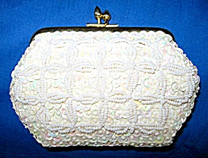 Beaded Evening Bag - Coin Purse