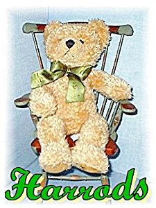 HARRODS Of Knightsbridge Teddy Bear (Image1)