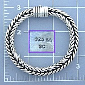 Sterling Silver John Hardy Design  Bracelet  Bali (Image1)