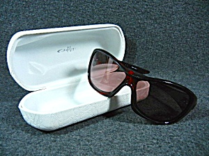 Oakley Speechless Red Tortoise Sunglasses 03-583
