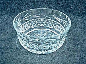 Galway Irish Crystal 6 inch bowl Leah  (Image1)